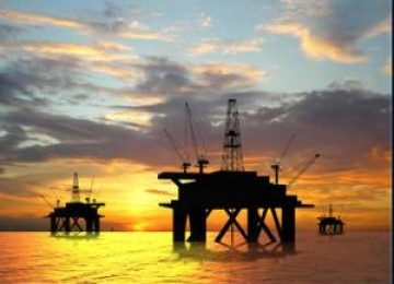 casino sur une plateforme pétrolière