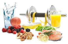 du sport et de bonnes habitudes alimentaires