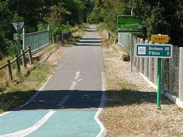 Les pistes cyclables bonnes sur toute la ligne