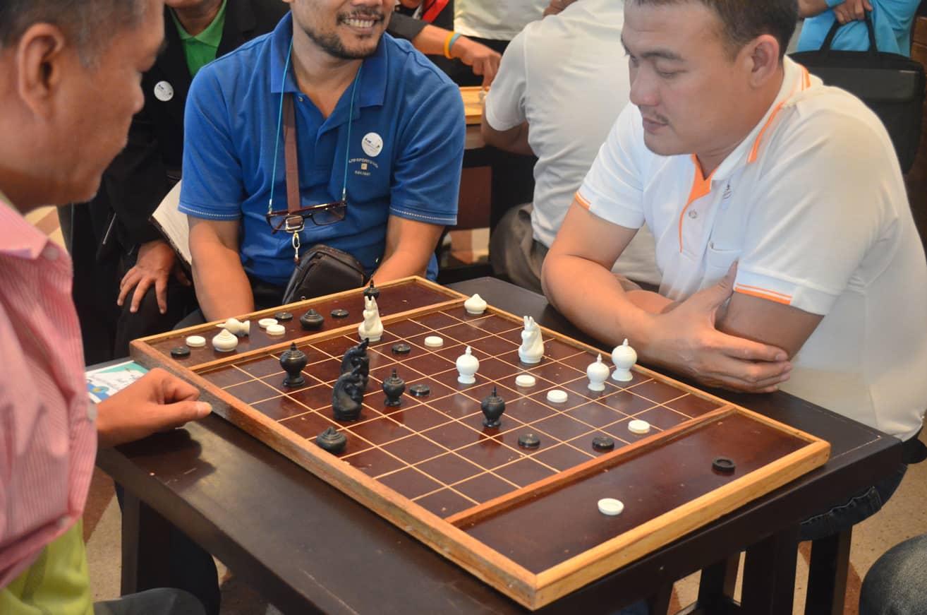 традиционные игры в таиланде