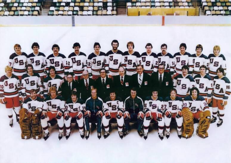 1980 US O;ympic Team (Gold Medal)