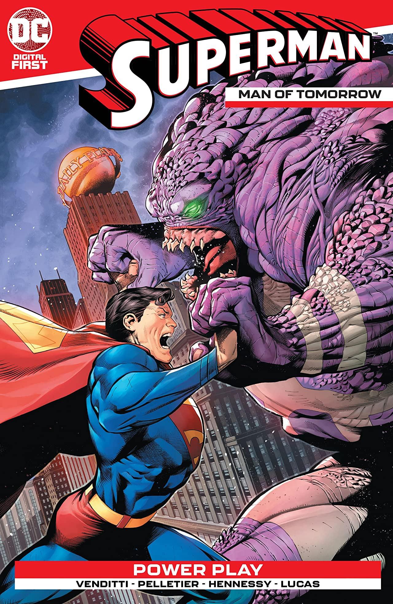 Superman: Man of Tomorrow #1 - DC Entertainment