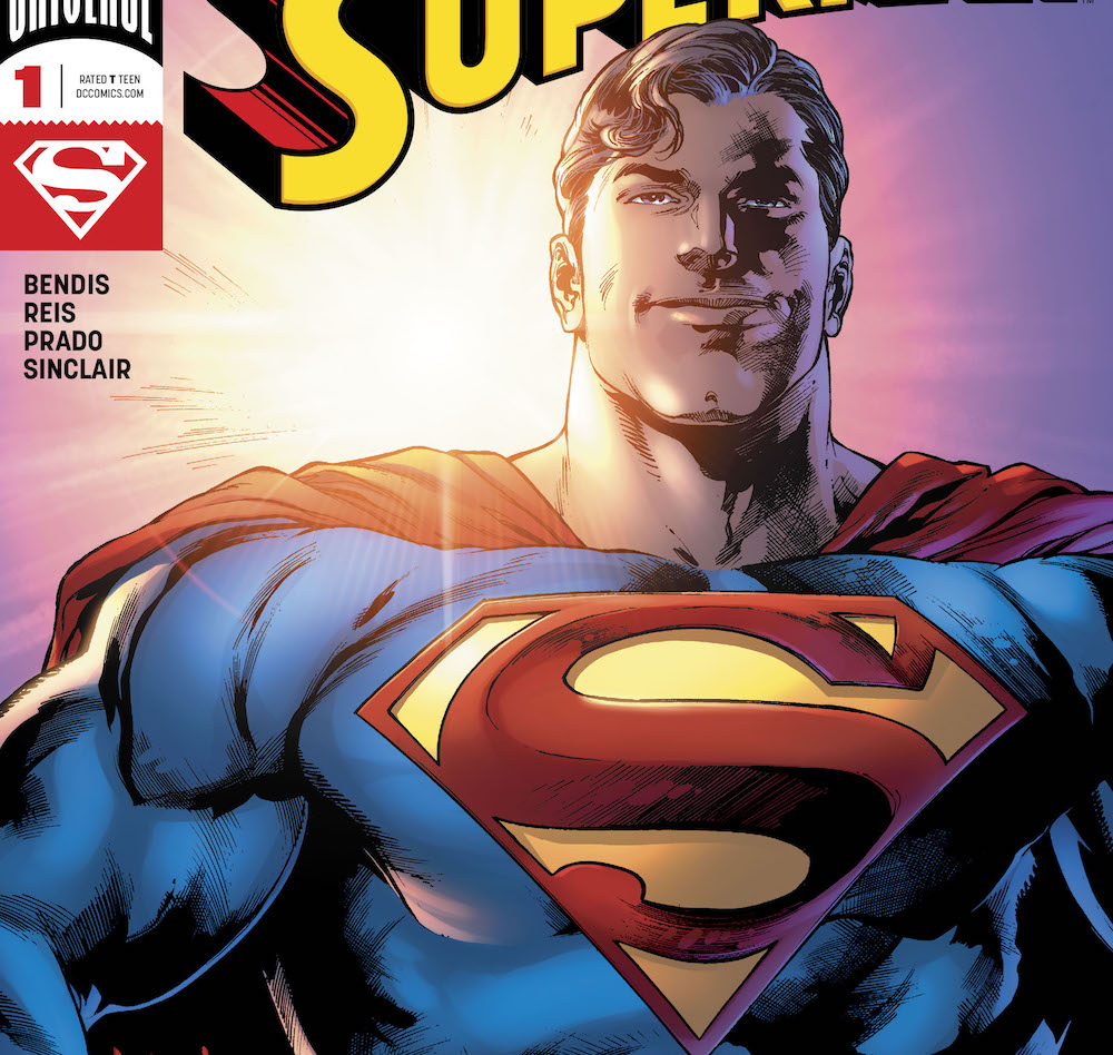 Superman #1 Review - Comic Book Revolution