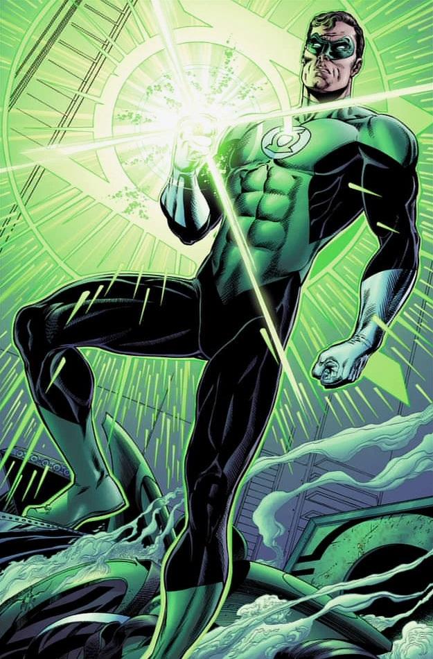 Green Lantern (Hal Jordan) | Green Lantern Wiki | Fandom