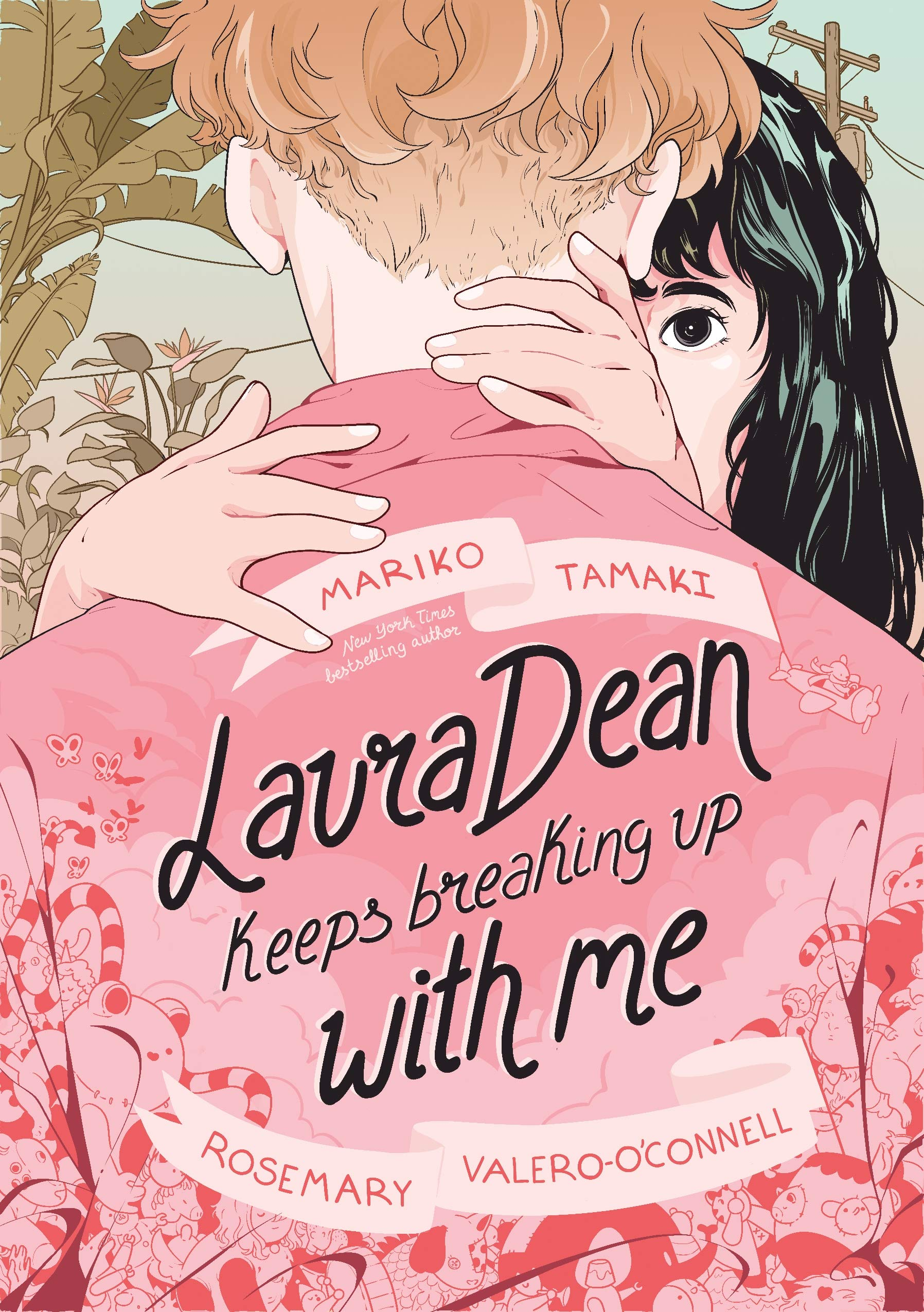 Laura Dean Keeps Breaking Up with Me: Amazon.in: Tamaki, Mariko: Books
