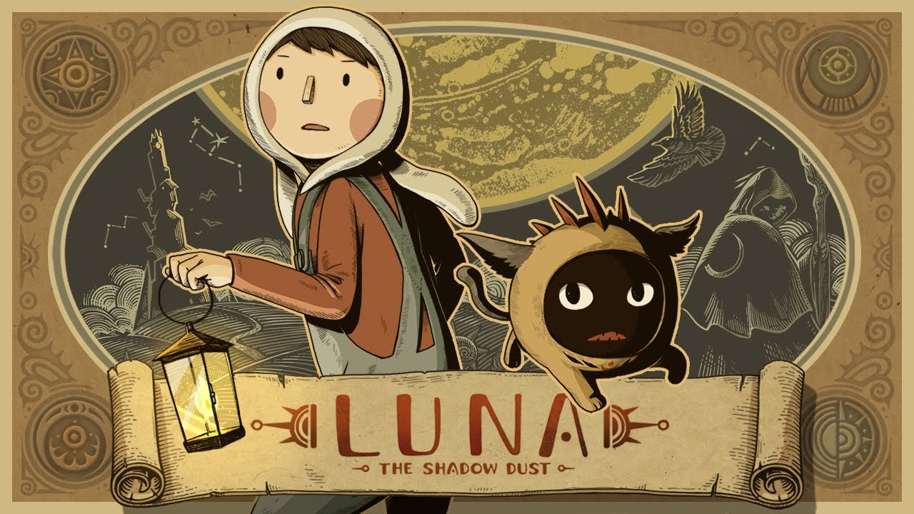 The Shadow Dust (LUNA)