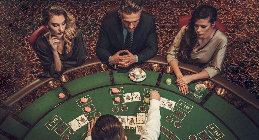 Organiser une soirée caritative sur le thème du casino