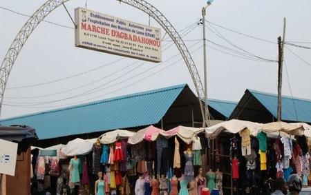 marché togo